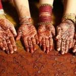 Mehndi Henna Hands Bali