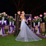 Garden Wedding Bali
