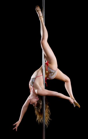 Sexy and Hot Pole Dancing for Bachelor party or Bachelorette Party