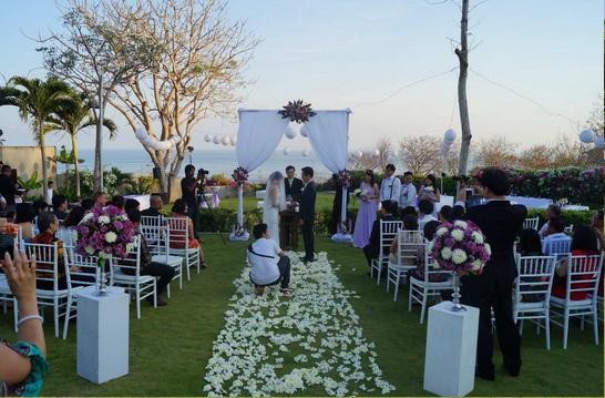 Wedding in Villa Karang Putih