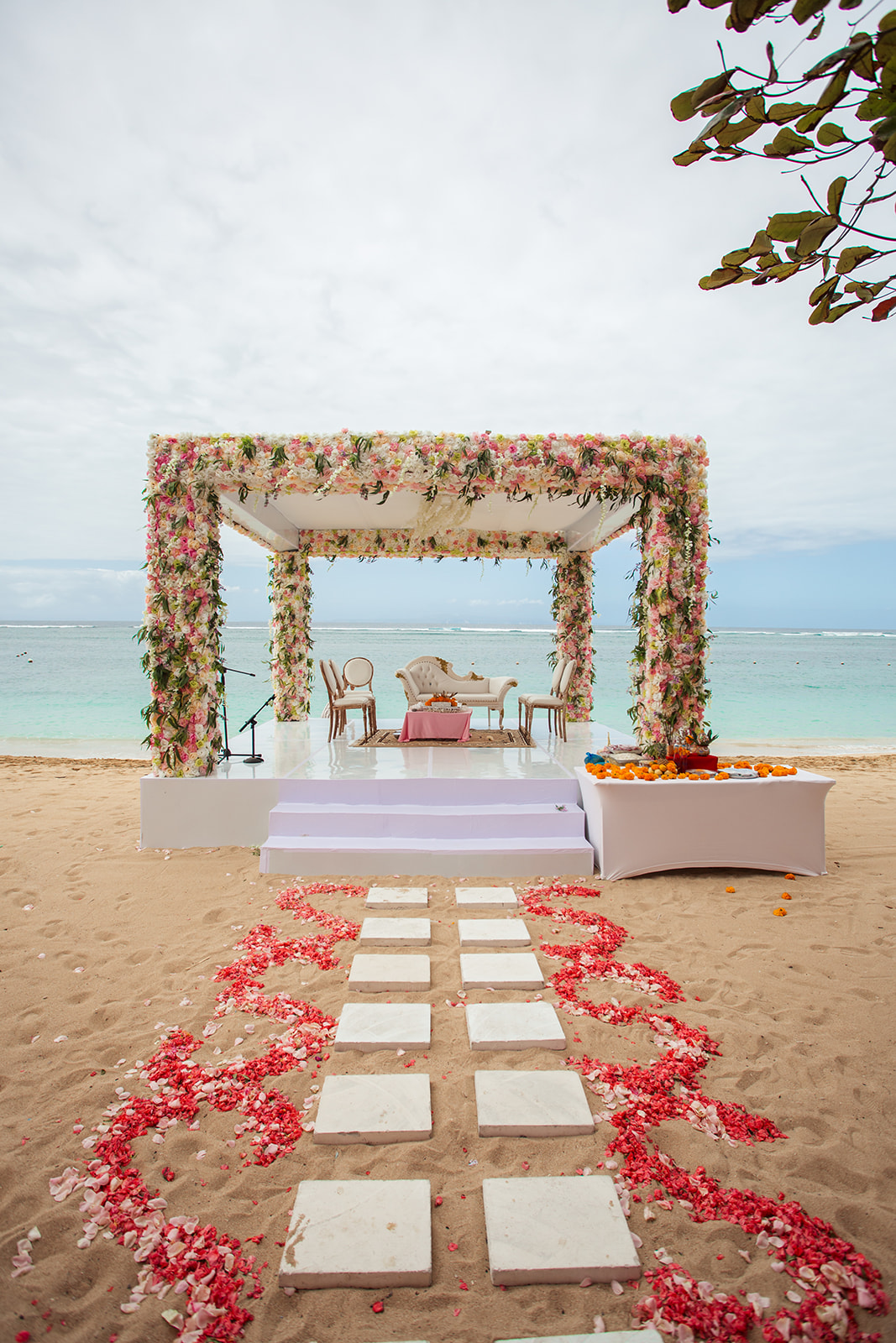Mandap Beach Bali Wedding