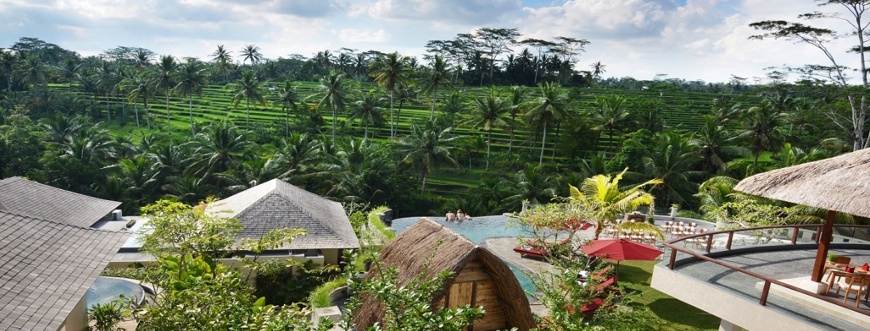 Ubud Resort and wedding