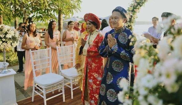 vietnamese wedding bali