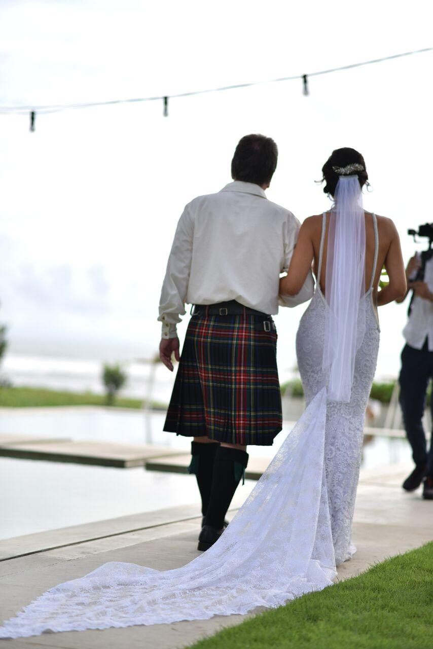 Vedas Beach Villa Ceremony