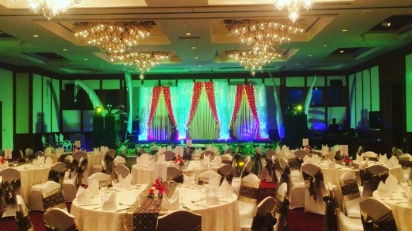 Sangeet Night in Ayodya Grand Ballroom