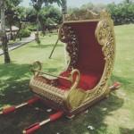 Dholi Bride Rental Bali