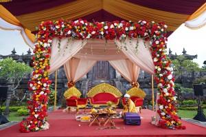 Wedding at Bali Cultural Park