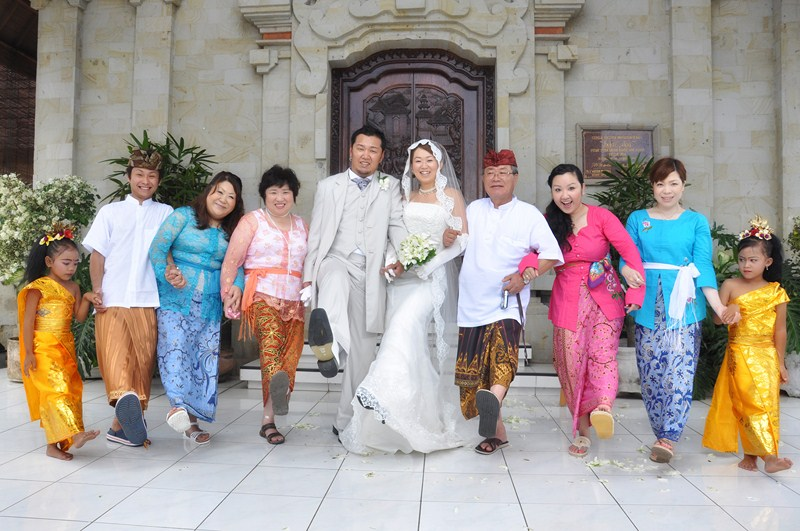 Shiji and Kayo Family