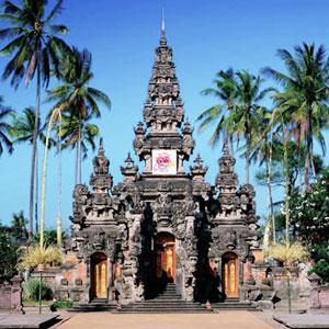 Bali Cultural Park Wedding