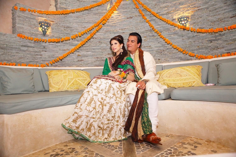 indian wedding fusion
