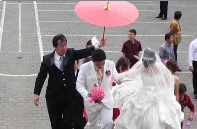 Pernikahan adat china di Bali, chinese wedding Bali