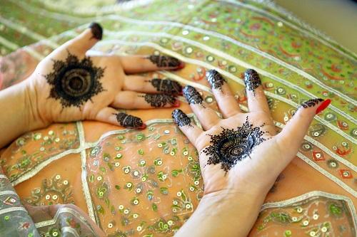 Henna - Mhendi