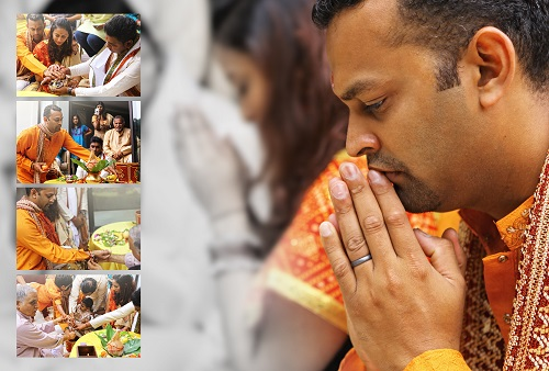 mandap maurat wedding gujarati in Bali