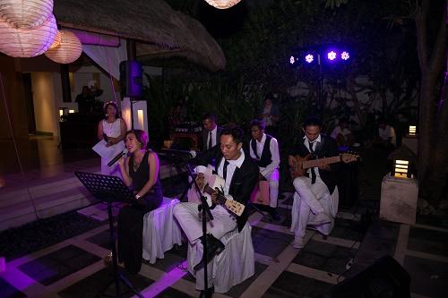 Live Band Bali