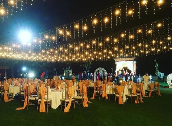 Wedding Dinner in Ayodya