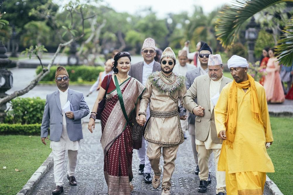 Nepali Hindu Ceremony Wedding