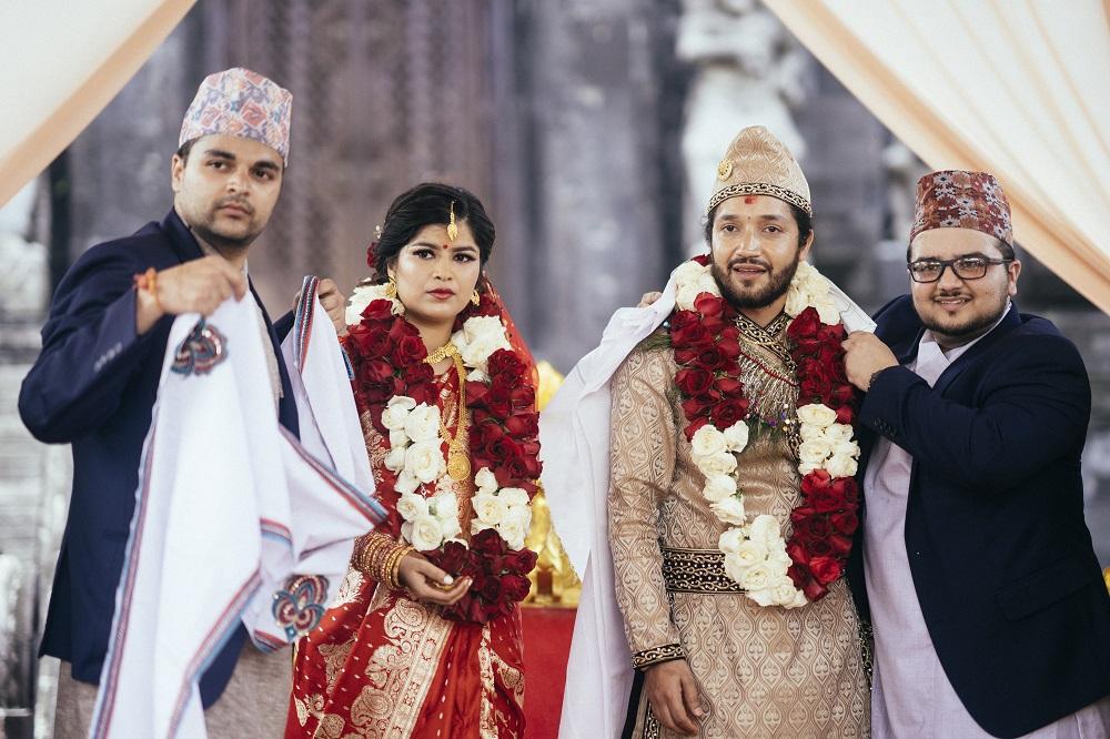 Nepali Wedding Bali