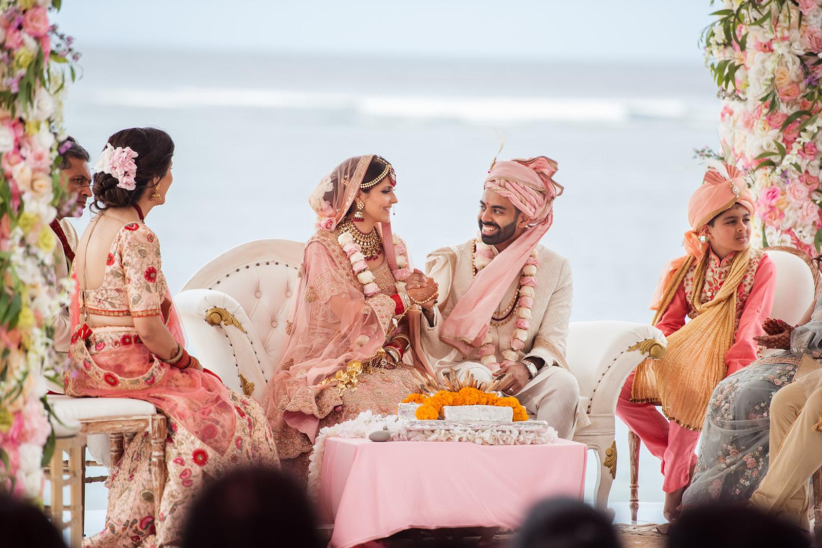 Punjabi Wedding Bali