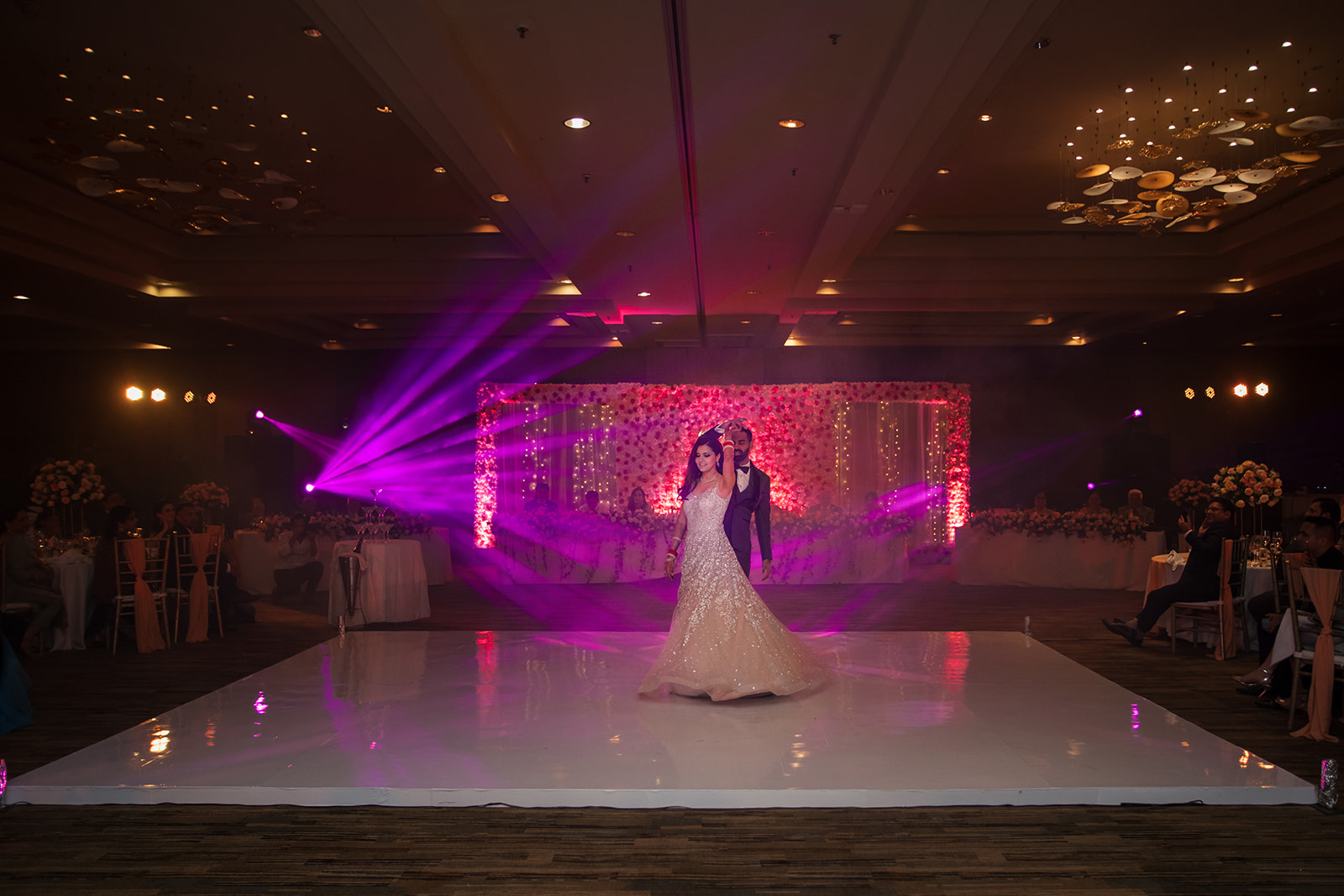 First Dance Reception